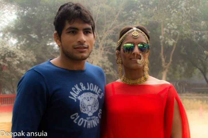 Killer Photoshoot of Dangal Sisters
