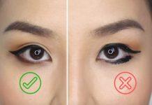 Common Mistakes Girls Do While Applying Eye Liner