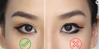Common Mistakes Girls Do While Applying Eye Liner