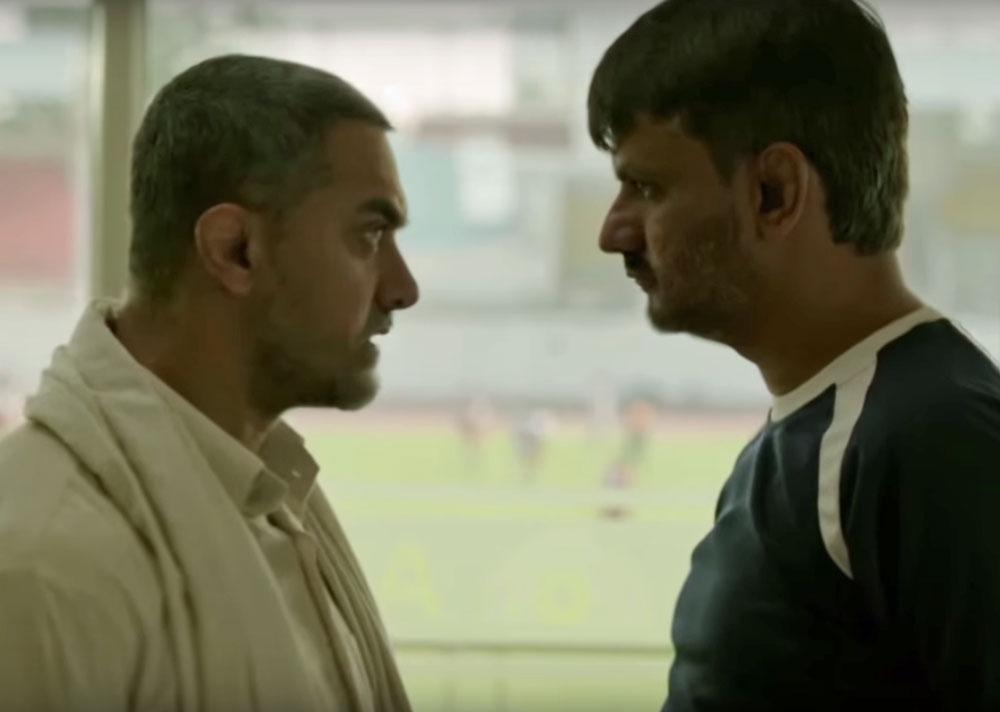 Girish Kulkarni the cruel coach Dangal