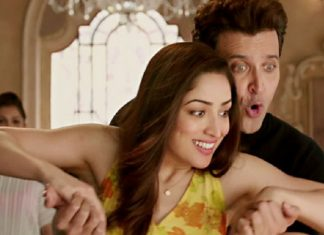 Hrithik and Yami With Tango Steps In Kaabil