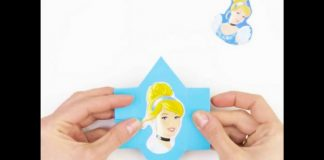 Origami Face Changer