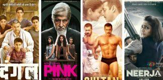 62nd Filmfare Awards Nomination List