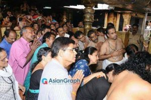 All women at Sabarimala above 50 years of age