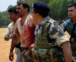Maoist Attack : Chattisgarh