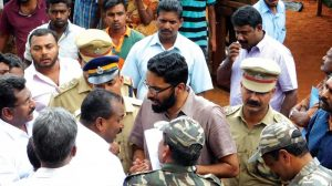Sub Collector during Munnar eviction