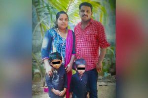 Sanal's family