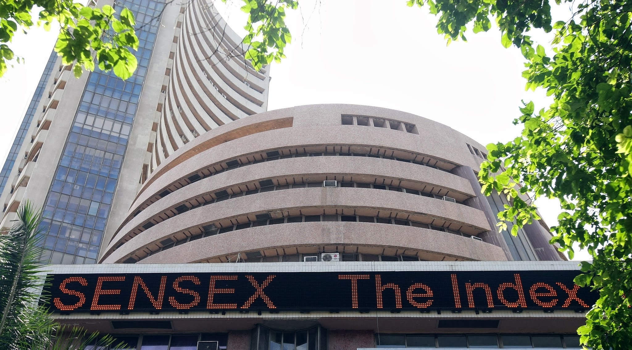 sensex open with 106 point gain sensex 111 point gain sensex closed 260 point stock market begins with gain sensex begins with gain sensex 56 point