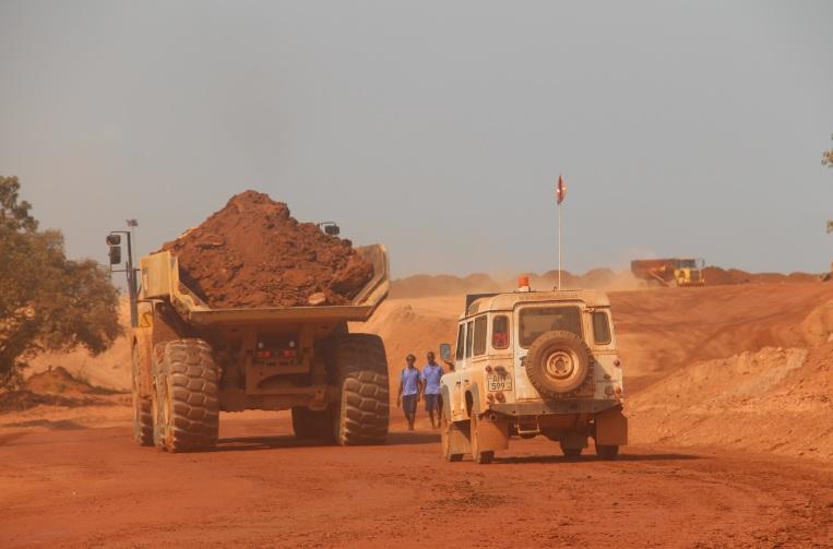 soil-mining