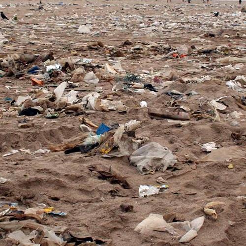 Soil polution