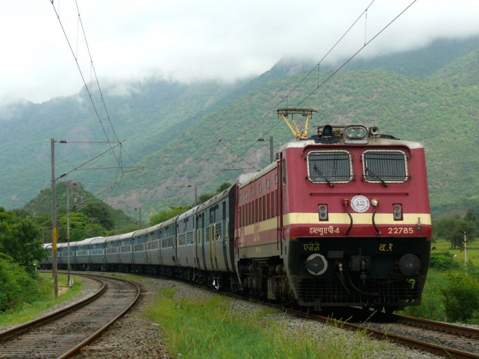 train NRI can book train ticket before one year