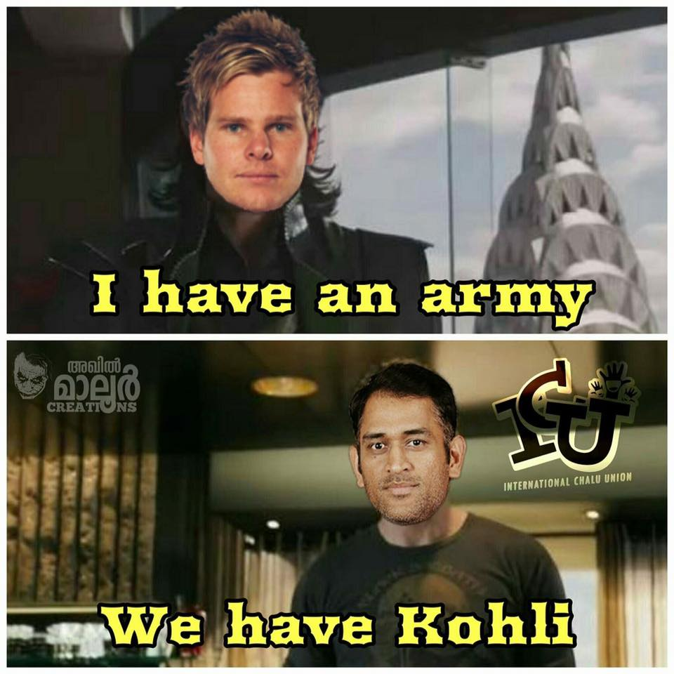 Kohli-troll