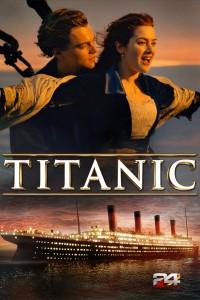 titanic movie poster watr