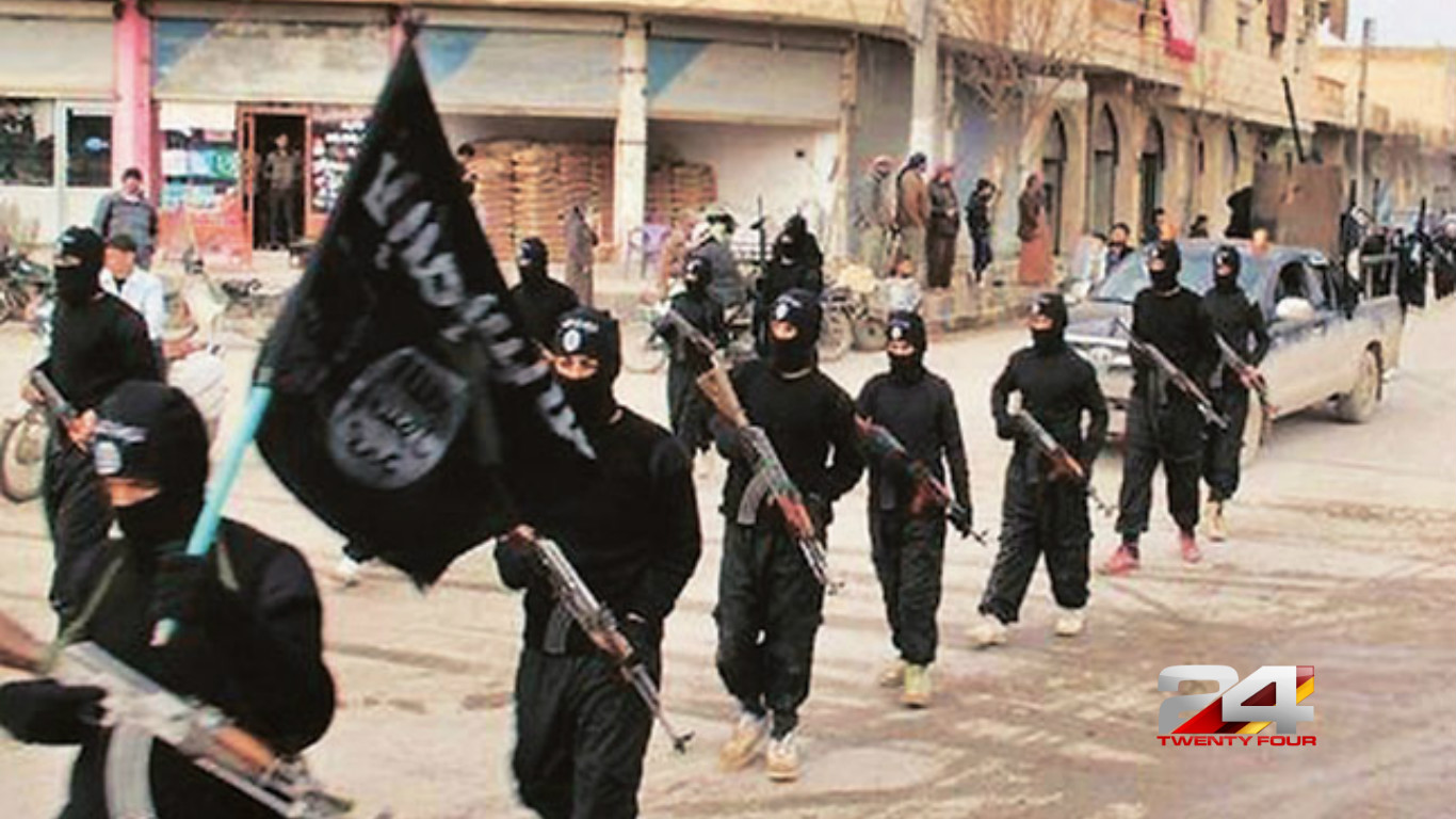 ISIS terrorist caught at UP