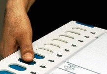 Delhi election vote counting began