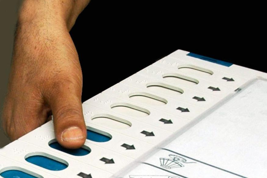 Delhi election vote counting began repoling in six booths in gujarat