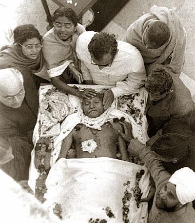 Last-Gandhi