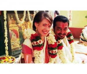 Anurag-Kashyap-Kalki-Koechlin-Wedding