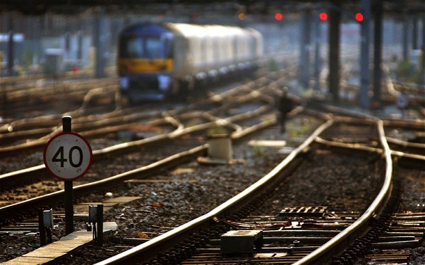 Railway railway plans to make trains faster