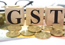 gst bill to be presented in loksabha today
