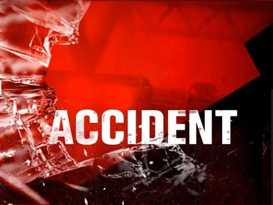 accident tipper lorry hit mother child