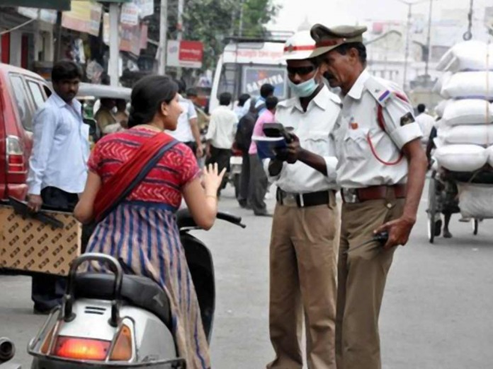 driving licence of those who violated transport rules to be suspended temporarily