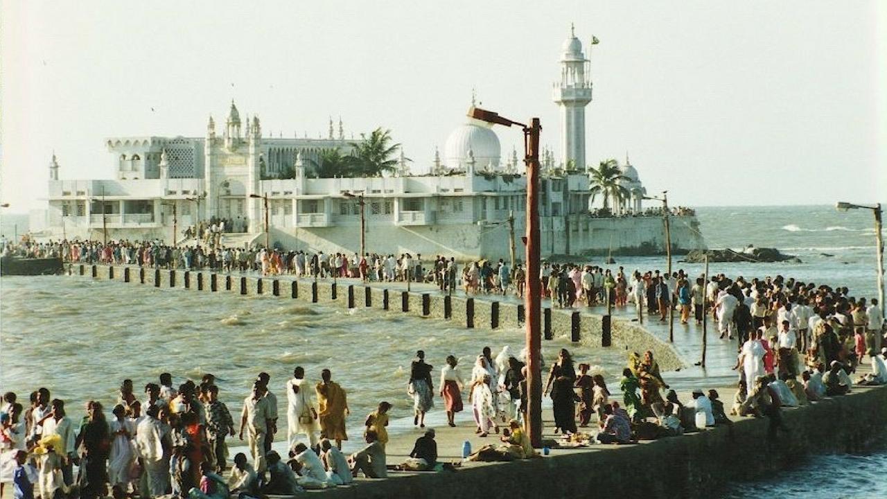 haji ali dharga