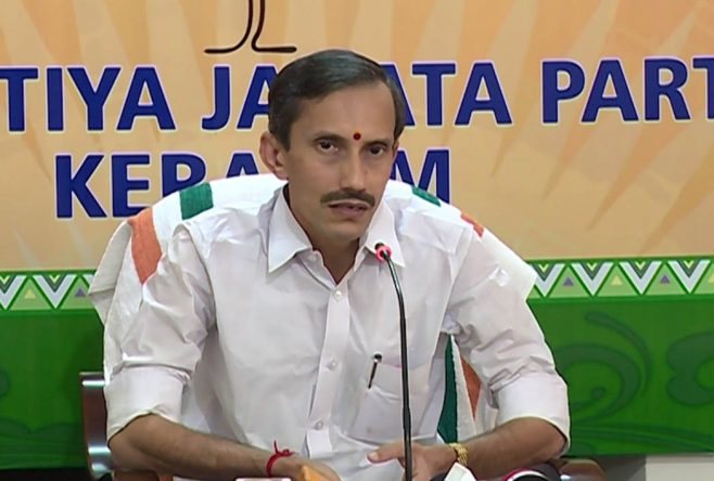malappuram election mt ramesh vigilance notice against MT Ramesh MT Ramesh gives statement on Nov 2