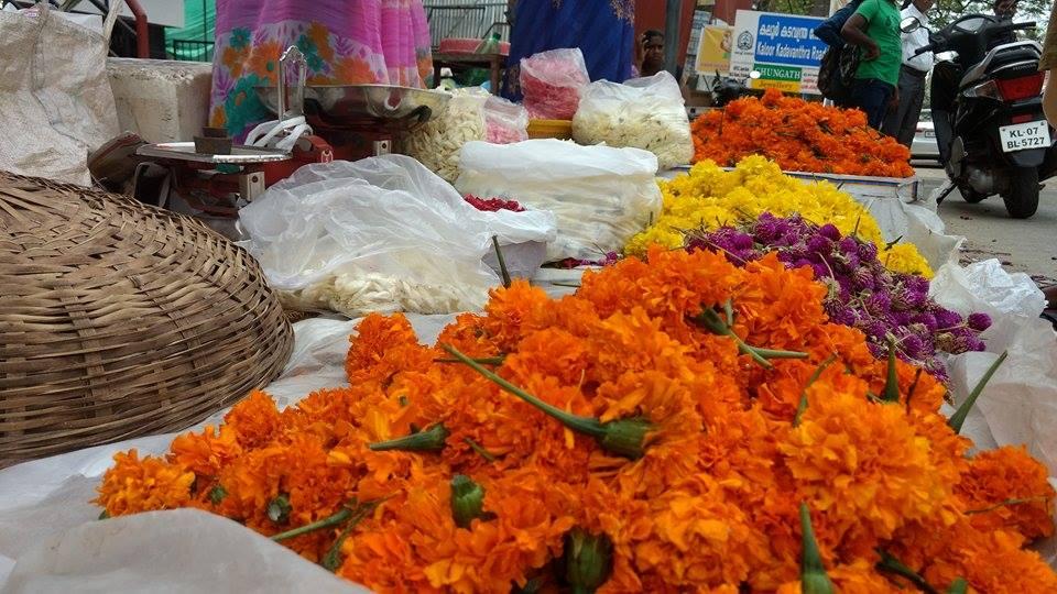 onam flowers pice rise