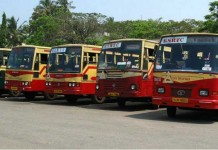 ksrtc ticket KSRTC bus trike