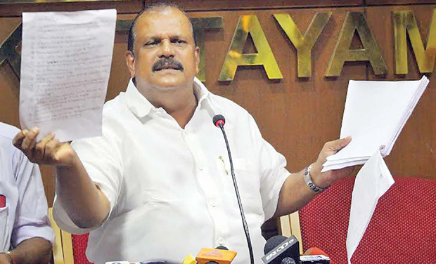 pc george statement against kochi actress attack