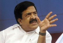police inactive says ramesh chennithala sankar reddy placement in row