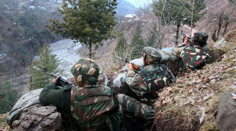 india-pak pak ceasefire violation again