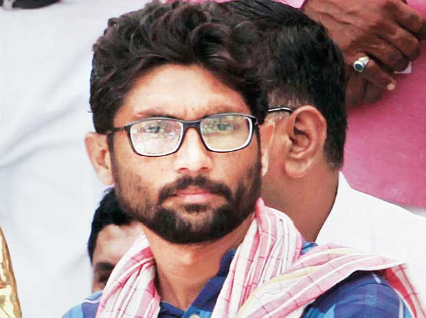 jignesh mevani to contest as independent candidate Jignesh Mevani poorest MLA in new state assembly, ex-BJP minister Saurabh Patel richest