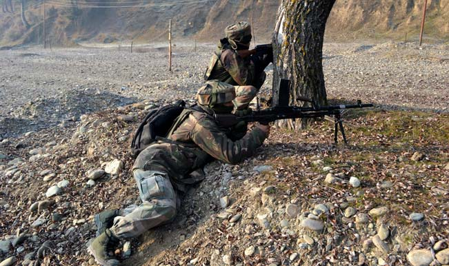 kashmir-attack kashmir attack two terrorists killed