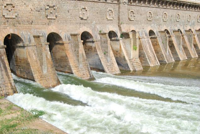 Cauvery water issue
