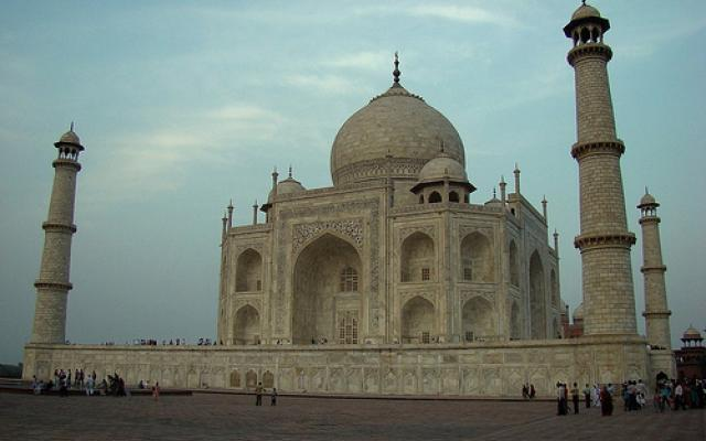 taj mahal a blot on indian culture says BJP Supreme Court orders demolition of parking lot at Taj Mahal number of tourists to tajmahal may be limited
