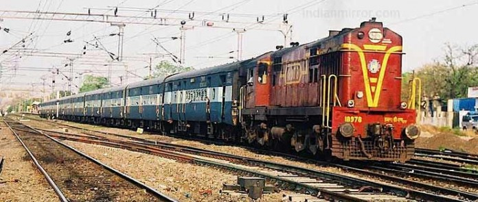 train to be late late in ernakulam shornur route