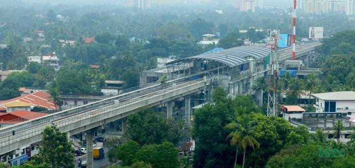 pathadipalam metro