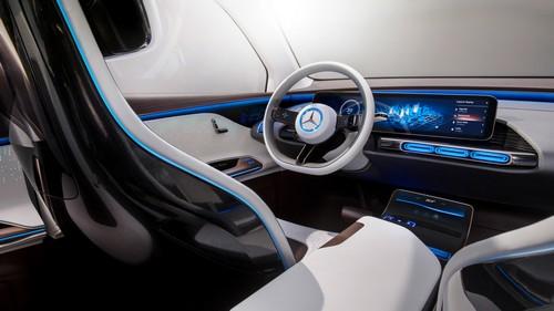 benz electric car