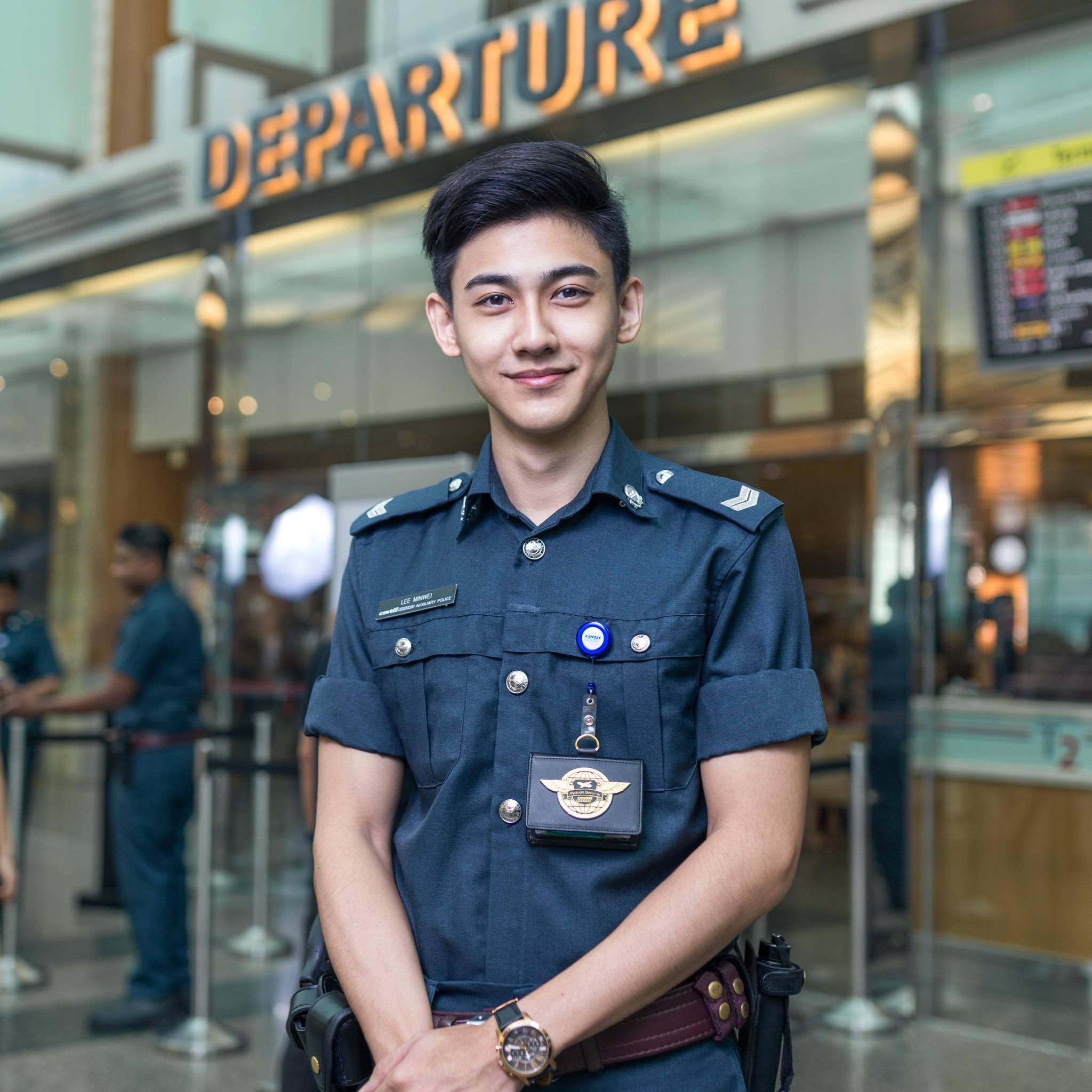 singapore airport official
