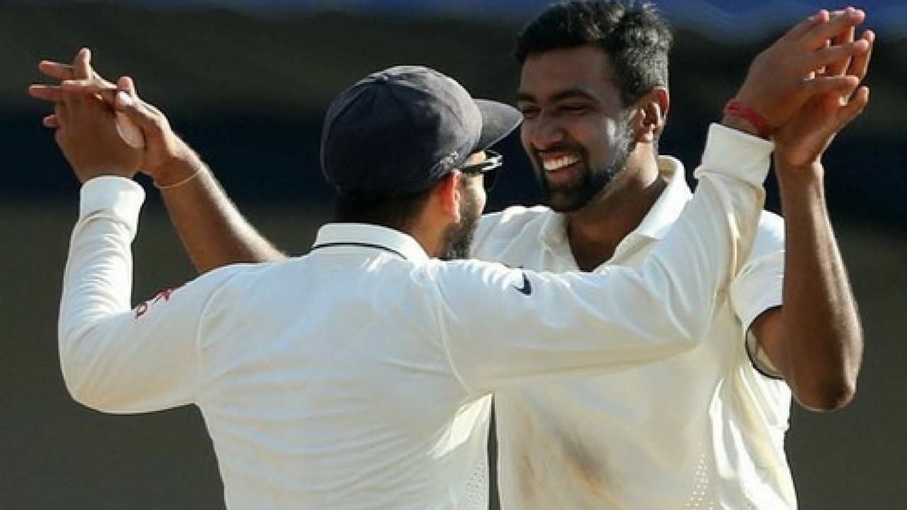 test cricket; india wins best score for india