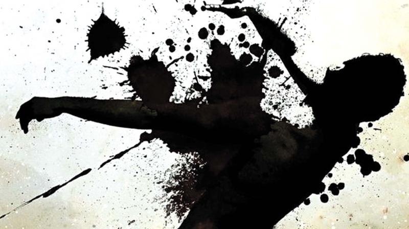dalit youth hacked to death for taking part in navrathri