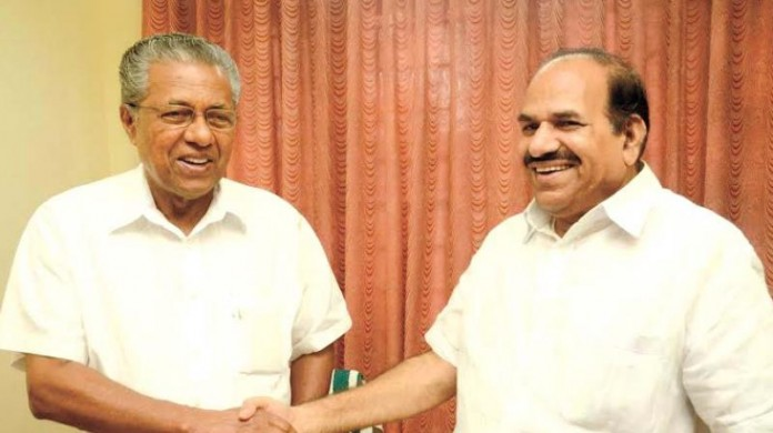 kodiyeri and pinarayi