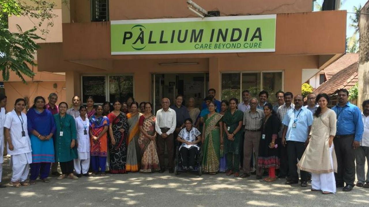 pallium-india