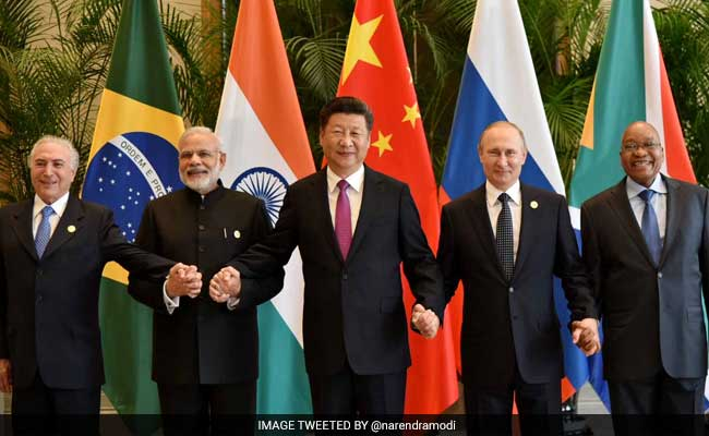 BRICS summit 2016