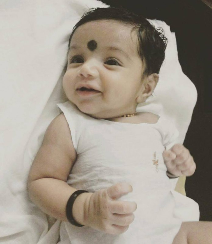 saranya-mohan-baby
