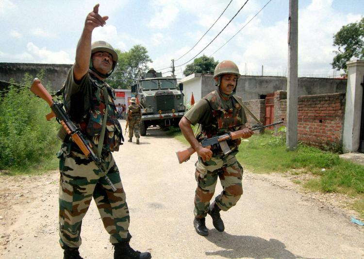 poonch attack pakistan provocation again at poonch