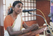 sasikala-speech sasikala hindu rights protection campaign