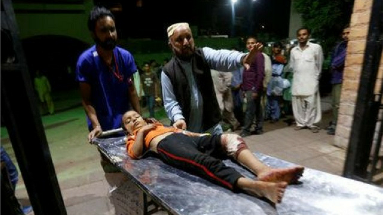 bomb blast at Balochistan